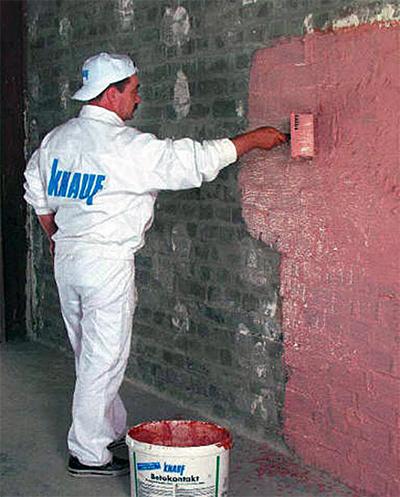 как работать с бетоноконтактом